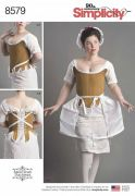 8579 Women's' 18th Century Costume