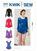K3502 Leotards