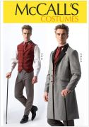 M7003 Coat, Vest, Pants and Tie