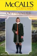 M7762 Men's Outlander Coats