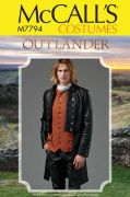 M7794 Men's Outlander Costume