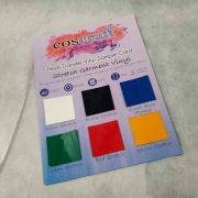 Standard & Stretch Garment Vinyl Colour Card