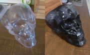 Worbla's Transpa Art - extra small size (clear thermoplastic)